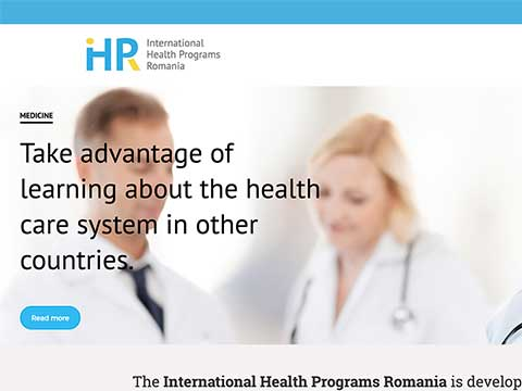 International Health Programs